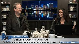 Islam has common ground with Atheism | Saad - Pakistan | Atheist Experience 23.14