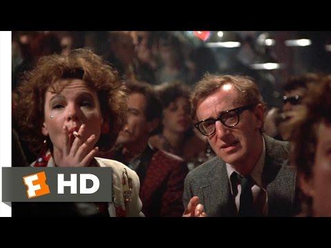 Hannah and Her Sisters (7/11) Movie CLIP - Punk Rock Earache (1986) HD