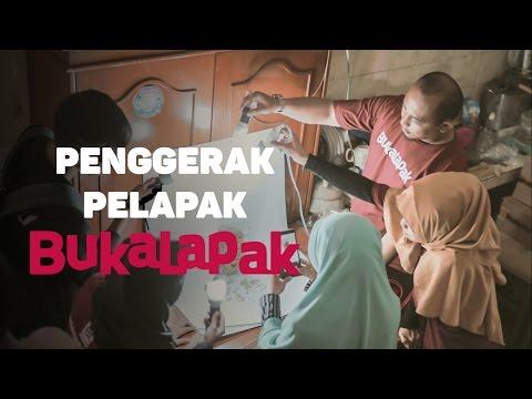 Bergerak Membangun UKM Indonesia #UKMNAIKKELAS