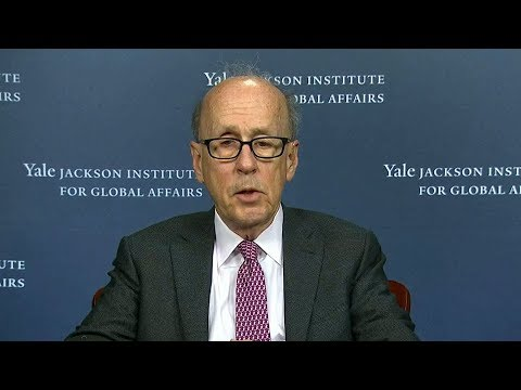 Stephen Roach on US-China trade