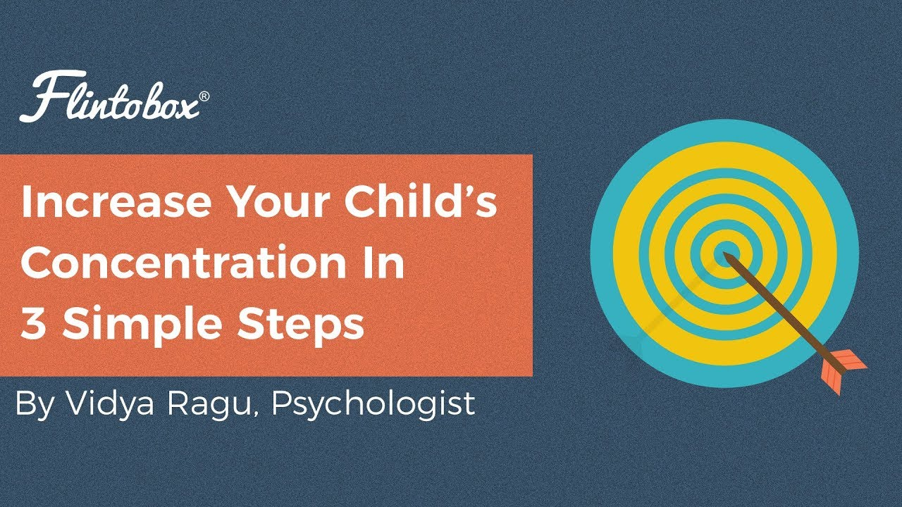 13 Mind-Blowing Tips to Increase Concentration Power in Kids