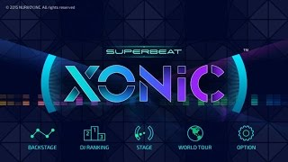 SUPERBEAT: XONiC - 70 Minute Playthrough [PS TV]