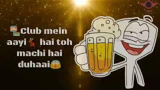 New Whatsapp Status 2018 ||Badshah New Song ||Let it go || Gaurav Kachnariya