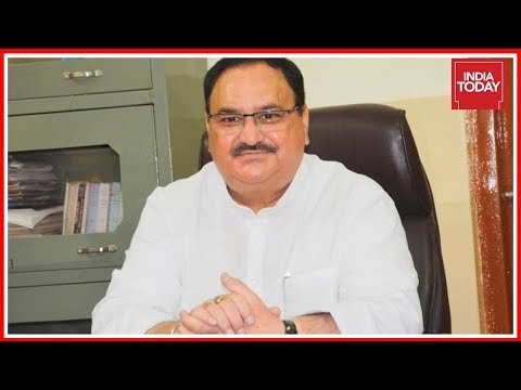 Union Min, J.P Nadda Explains 'Modicare' Scheme To India Today | News Today