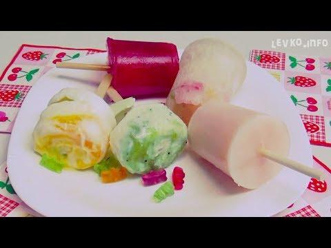 Як зробити морозиво за 3 хвилини - Морозиво вдома власноруч