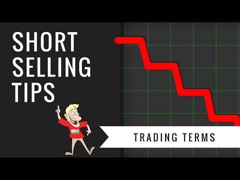 How To Short Stocks - Short Selling Tips