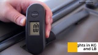 InnovaGoods Gadget Travel Scale for Suitcases