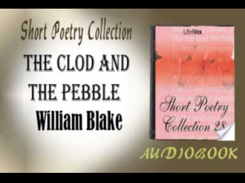the clod and the pebble poem