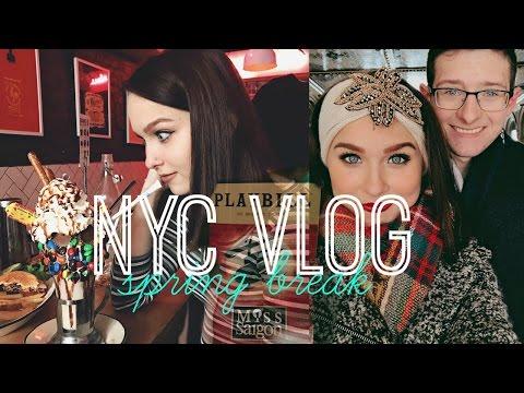 NYC Vlog: Spring 2017 | AbbyPeek