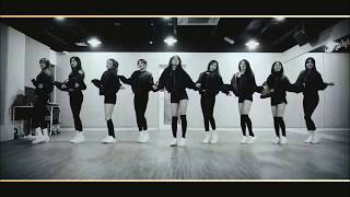 gugudan(구구단) - 'The Boots' Dance Practice Mirror Video ver.
