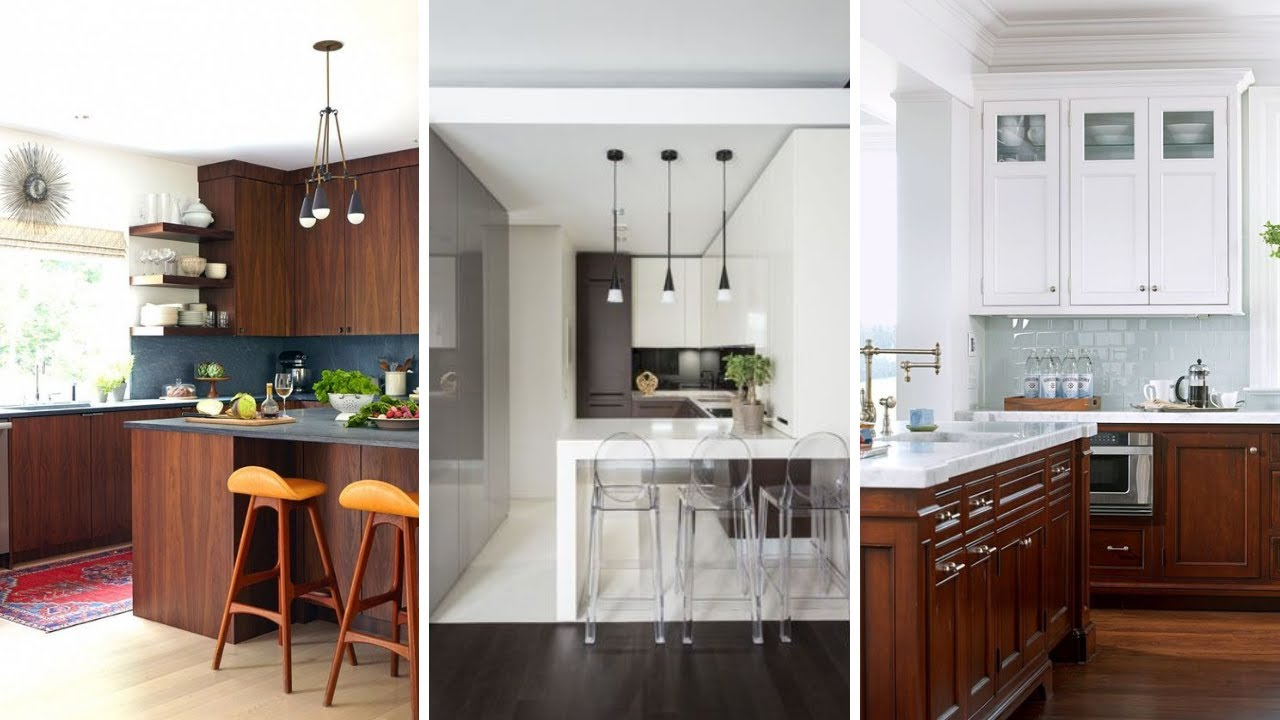 10 Small Kitchen Living Room Combo Ideas Youtube