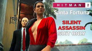 HITMAN 2 Colombia Three Headed Serpent Silent Assassin Suit Only (Elimination with Style)