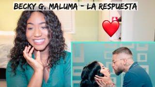 Baixar Becky G, Maluma - La Respuesta (Official Video)   REACTION