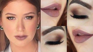 Makeup Marina Ruy Barbosa - Maquiagem para Iniciantes