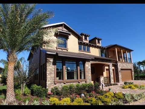 The overlook at john 39 s lake pointe by standard pacific for Pacific home designs