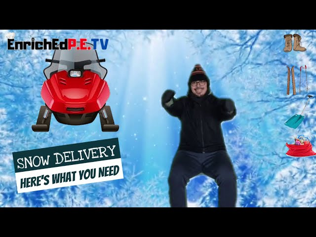 ❄️ Snow Delivery 🎿 : Seated Interactive Story by AForbes