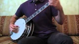 Игра на банджо, уроки, обучение. The Ballad of Jed Clampett