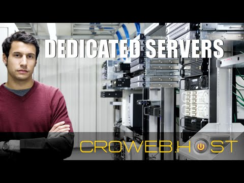CROWEB.HOST Dedicated Servers