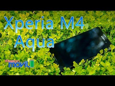 Xperia M4 Aqua - Análisis en Español HD