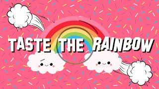 Happy Electro Pop - Taste The Rainbow by pop!SUGAR