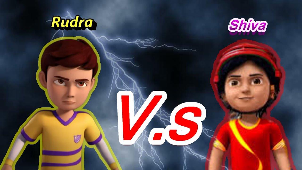 Download New Rudra Cartoon Episode 2021   Big Rudra Vs BigShiva   New Episodes 2021