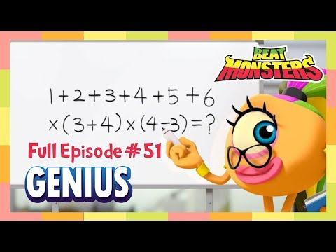 Beat Monsters Ep51 - Genius