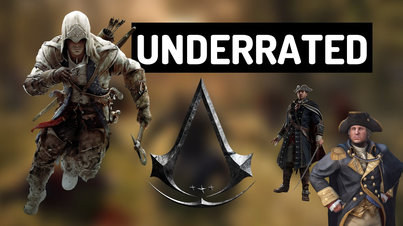 Download Why Assassin's Creed 3 is so UNDERRATED...