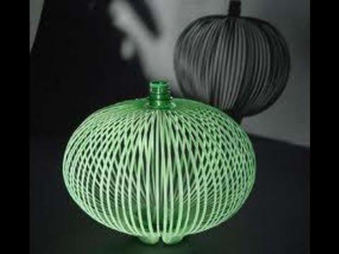 De 300 Ideas Para Reutilizar Botellas De Plástico Como Mesas ...