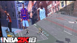 NBA 2K18 Playgrounds Gameplay (Ghetto Footage) More? Vote Now!