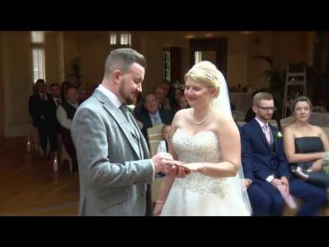 Teaser trailer for Mitton Hall wedding