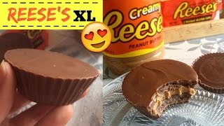 Reese's XL, so eas-yyy !