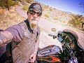 Riding Harley Davidson in Arizona by Johny Thaitex American Biker