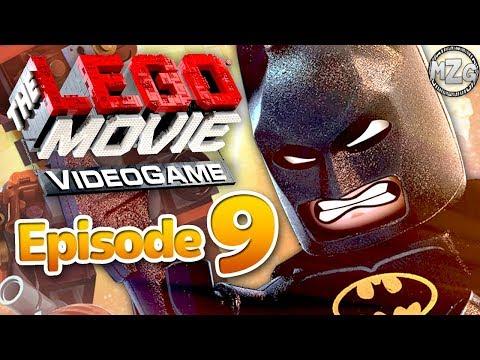 LEGO Movie Videogame Gameplay Walkthrough - Episode 9 - Sinking Submarine! The Depths!