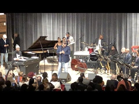 The New Orleans Jazz Orchestra with Robert Glasper and Al B. Sure