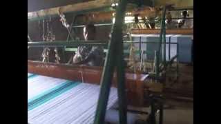 Fábrica textil del poblado Awra Amba- Etiopía