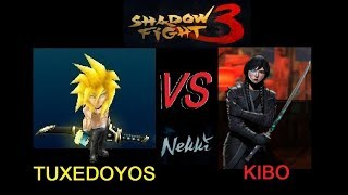 Shadow Fight 3 KIBO ! Final Boss of Chapter 2 ( Dynasty ) ... Ending !?