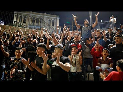 الأردن: وقفات شعبية تضامنية مع فلسطينيي حي الشيخ جراح بالقدس الشرقية المحتلة  - نشر قبل 3 ساعة