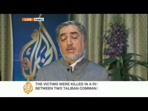 Afghanistan's ex-foreign minister speaks to Al Jazeera