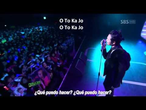 Otokajo Lyrics Jang Geun Suk  (you're Beautiful Ost)