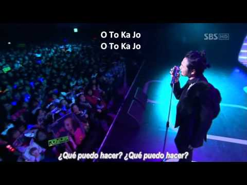 otokajo lyrics jang geun suk  (you're beautiful ost)