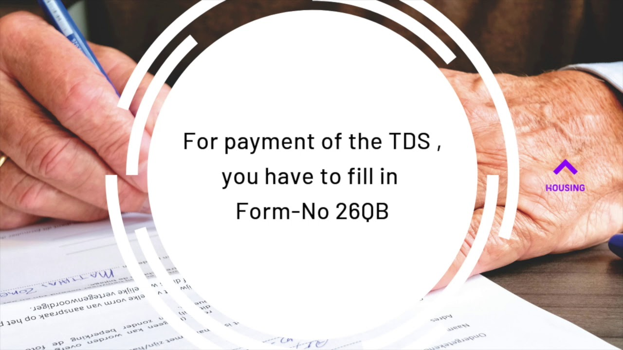 All About Section 194IA And TDS On Property Purchase: