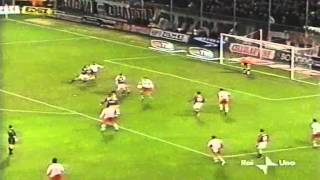 Serie A 2000-2001, day 16 Reggina - Perugia 0-2 (Materazzi, Liverani)