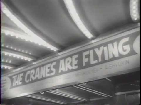 Goodwill Swap: U.S.S.R. Film Premiere Opens Culture Exchange (1959)