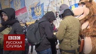 В Киеве россиян не пускают на президентские выборы