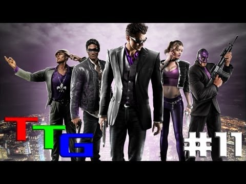 Try This Game #11 - Saints Row: The Third - TTG#11