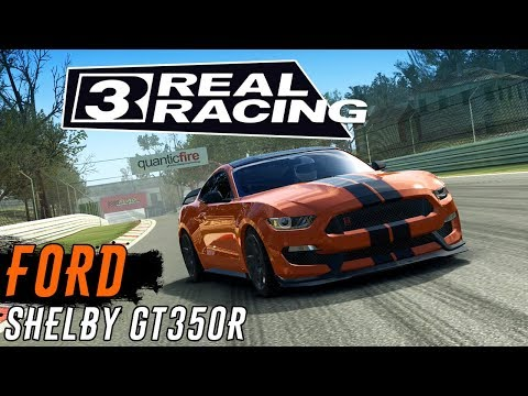 Real Racing 3 - Карьера на эксперте. Ford Shelby GT350R (ios) #6