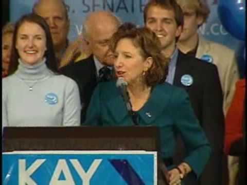 Uncut: Kay Hagan Victory Speech