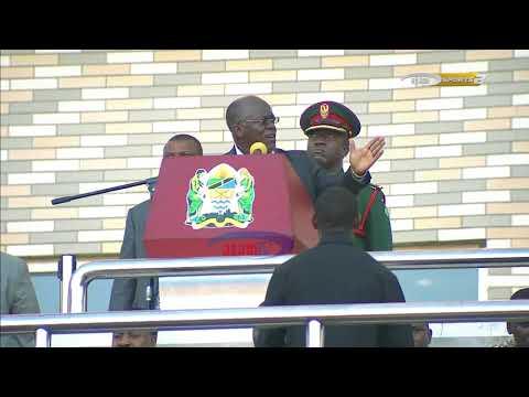Kwa mpira huu, hamuwezi kuchukua Kombe la Afrika – Rais Magufuli aipa 'makavu' Simba