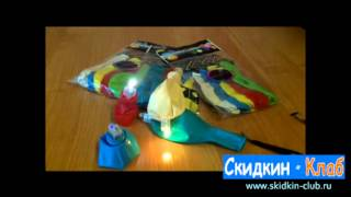 видео Купить светодиоды для шаров, светящиеся шары, купить оптом и в розницу
