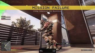 America's Army 4 Gameplay   Difficult  FOUND HACKER??  Description Details